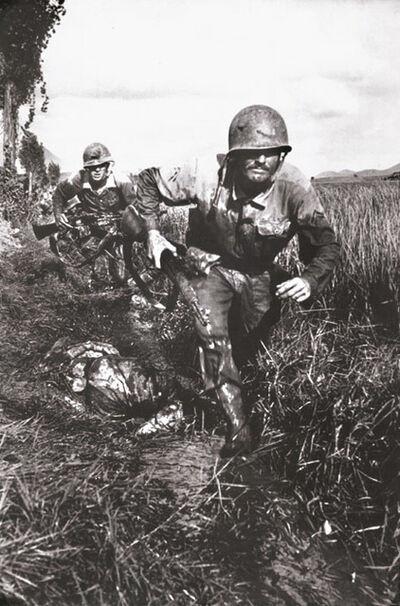David Douglas Duncan, 'U.S. Marines, Naktong River, Korea', 1950