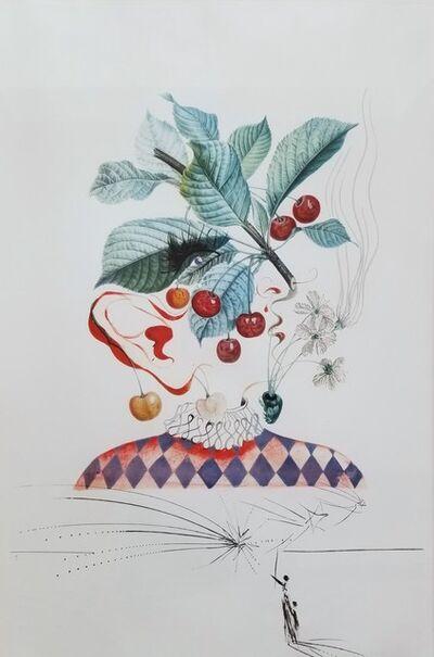 Salvador Dalí, 'Cerises Pierrot (Cherries)', 1969
