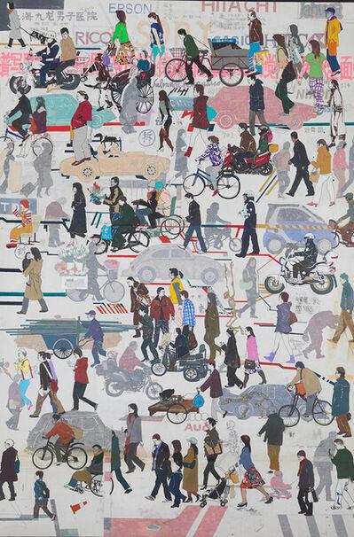 Wang Qing 王青, 'Coming & Going - Shanghai 来来往往-上海', 2009