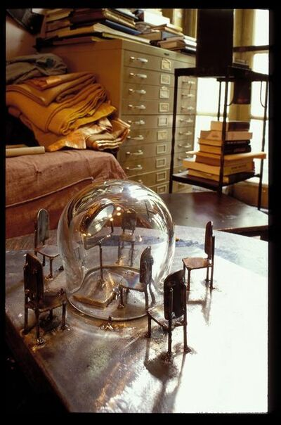 "Jean-François Jaussaud, 'Louise Bourgeois, ""Mirror,"" NY 20th St 1998 Photograph', France-1998"