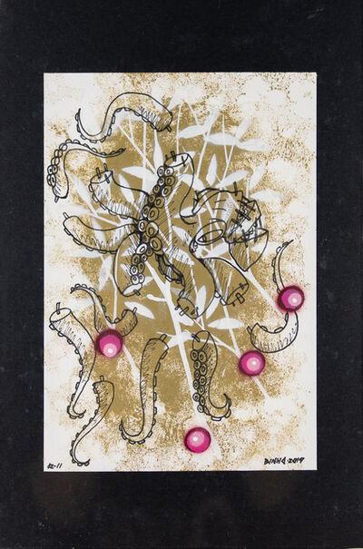 Binho Ribeiro, 'Octopus', 2019
