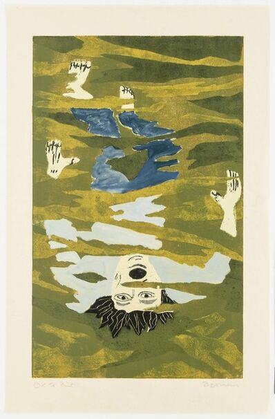 Richard Bosman, 'Drowning Man', 1981