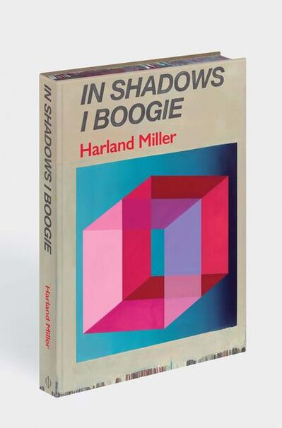 Harland Miller, 'In Shadows I Boogie (Blue) - Box Print', 2019