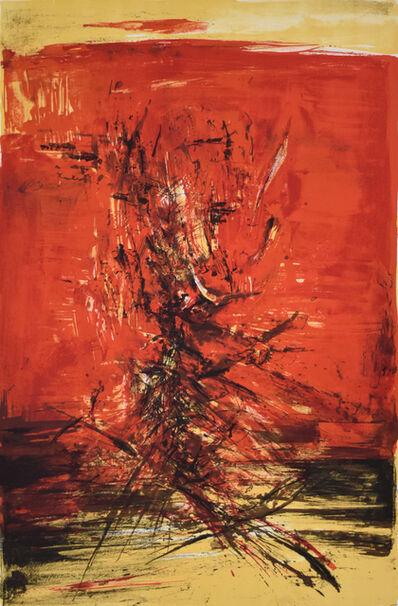 Zao Wou-Ki 趙無極, 'Untitled 159', 1965