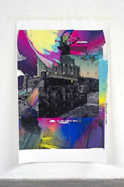 """Enrique Radigales, '""""Landscape + Ruins"""" #3', 2011"""