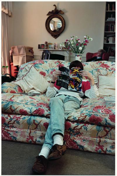 Doug DuBois, 'Luke, London', 1989