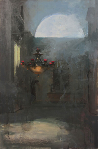 Mia Bergeron, 'Venitian Interior', 2018