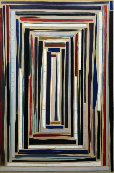 Henrik Godsk, 'Red Passage', 2020