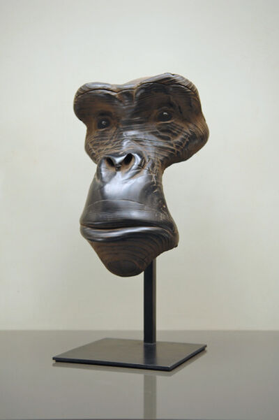 Quentin Garel, 'Mask of the Chimpanzee', 2015