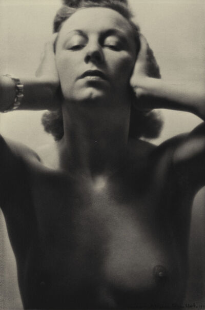 Laure Albin-Guillot, 'Female Nude Study', 1942