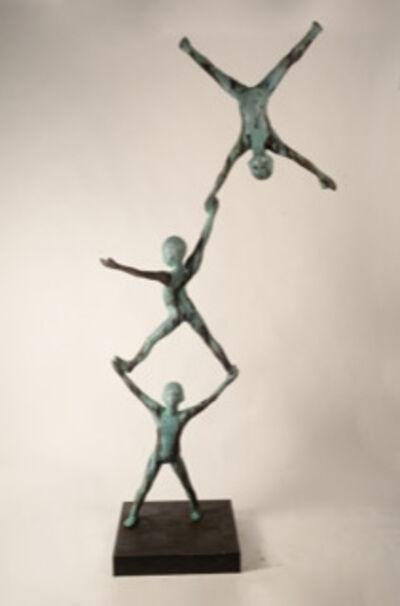 Jesús Curiá, 'Trio III', 2017