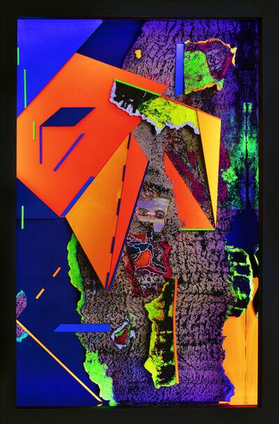Luis Felipe Noe, 'Ruptura (In collaboration with Cecilia Ivanchevich)', 2019