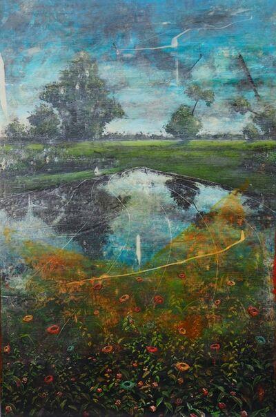 Jernej Forbici, 'Outgrown lake', 2019