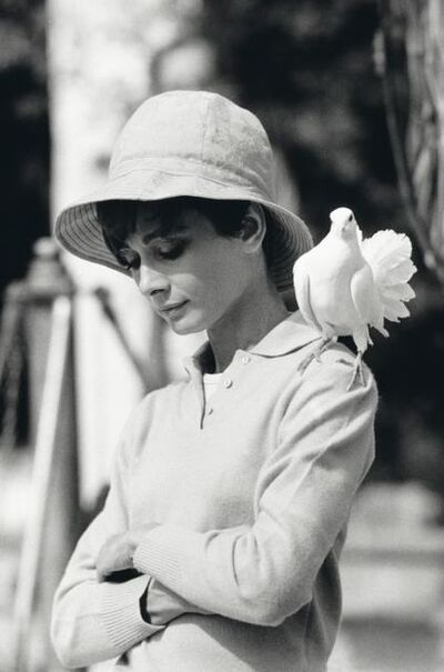 Terry O'Neill, 'Audrey Hepburn during the filming of 'Two For The Road'', 1967