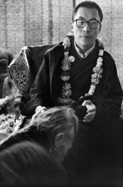 Marc Riboud, 'Le Dalai Lama, Inde, 1956', 1956