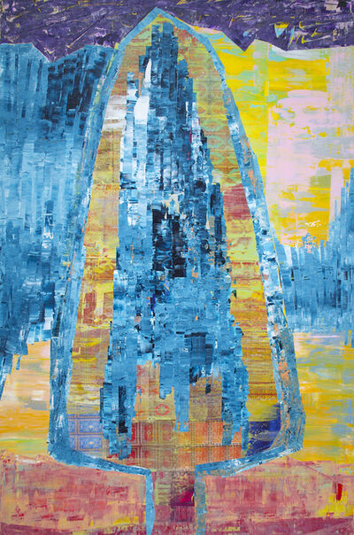 Sassan Behnam-Bakhtiar, 'Tree of Life #4', 2017
