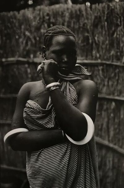 Ming Smith, 'Cicatrice Cosmetique, Gambela, Ethiopia', 1973