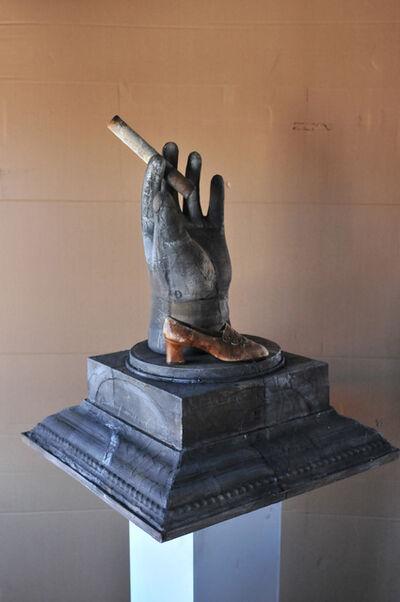 Shimon Okshteyn, 'Smoking Hand', 2000