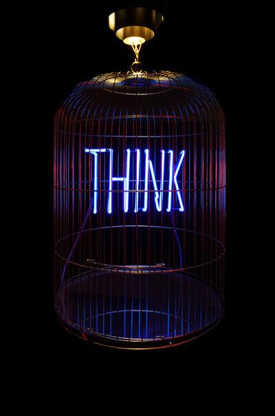 Olivia Steele, 'Think', 2018