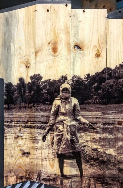 Arunkumar H. G., 'Vulnerable Guardian Series (Pair 1)', 2018