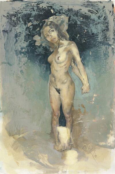 Kent Williams, 'Nebulous', 2016