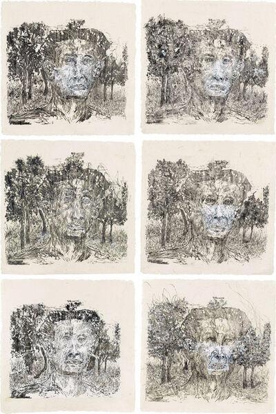 Liu Wei 刘炜, '肖像', 2005