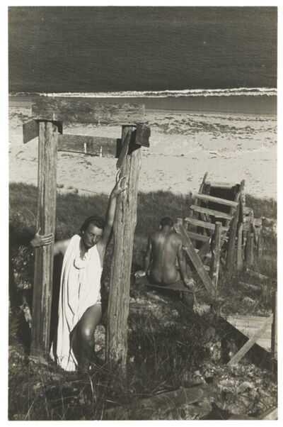 Paul Cadmus, 'Jared and Margaret French, Nantucket', 1946