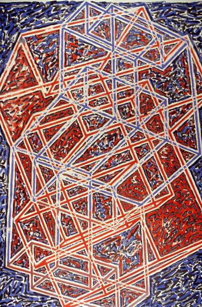 Hiroshi Murata, 'Lost in Space II', 1989