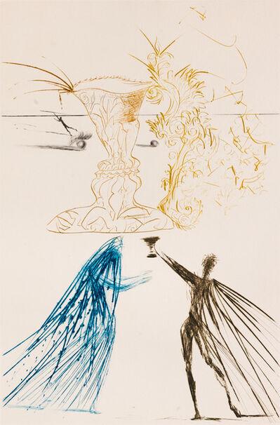Salvador Dalí, 'Tristan and Isolde', 1970