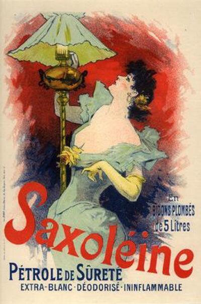 Jules Chéret, 'Saxoliene', 1895-1900