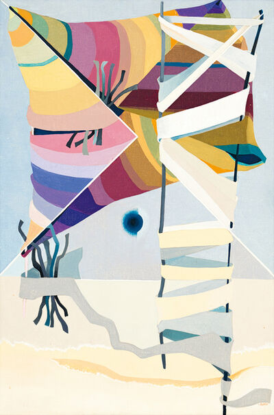 Cecily Sash, 'Abstract Composition'
