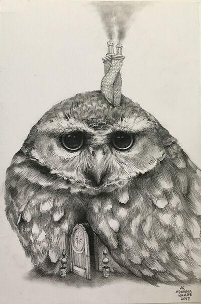 Adonna Khare, 'Welcome Home Owl', 2017