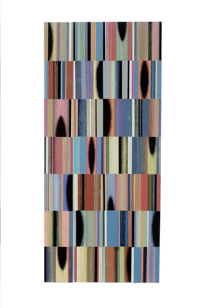 Mercedes Elena González, 'Dilatante (Small Tapestry II)', 2015-2019