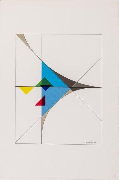 Luigi Veronesi, 'Senza Titolo', 1974