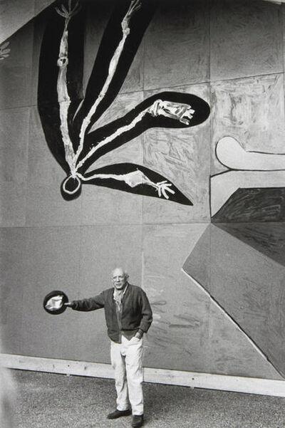 Inge Morath, 'Pablo Picasso', 1958