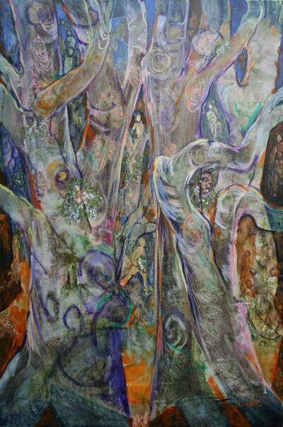 Evelyne Ballestra, 'Broceliande', 2014