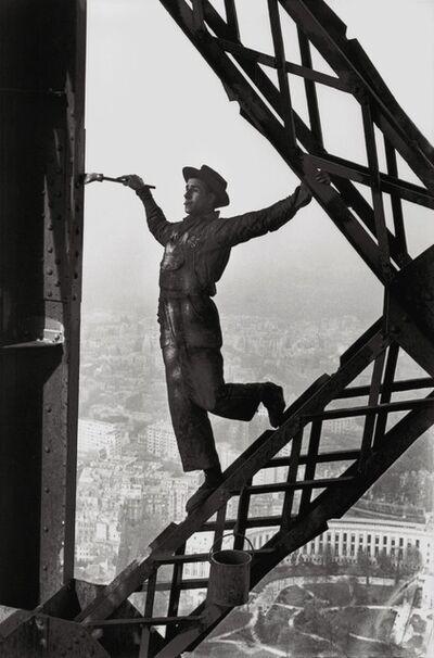Marc Riboud, 'Le peintre de la Tour Eiffel, Paris, 1953 ', 1953
