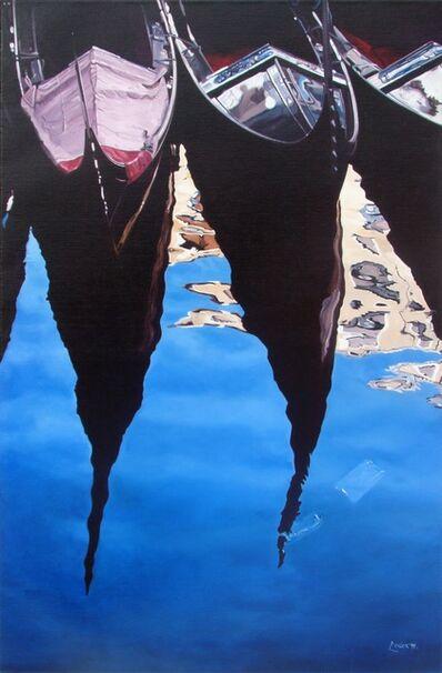 Gerd Lieder, 'Gondola', 1998