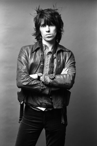 Norman Seeff, 'Keith Classic, Keith Richards, Los Angeles', 1972