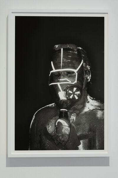 Rodrigo Valenzuela, 'Mask #7', 2018