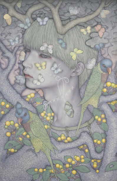 Atsuko Goto, 'Dreaming Monster Ⅳ', 2015