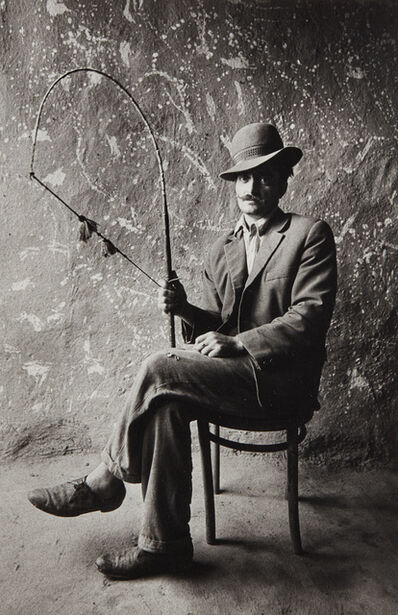 Josef Koudelka, 'Romania (man with whip)', 1968