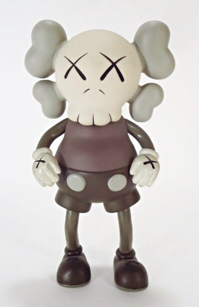 KAWS, 'KAWS  Limited Edition 1st Companion from the collection of art critic Anthony Haden Guest (Signed)', 1999