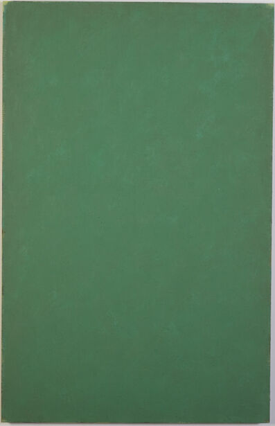 Phil Sims, 'Green Endless painting ', 2002