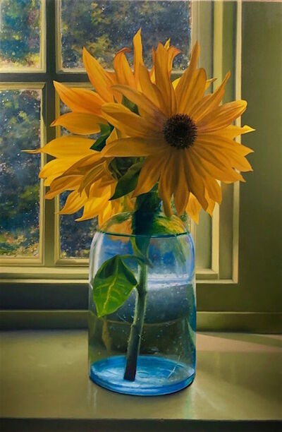 Scott Prior, 'Sunflowers', 2019