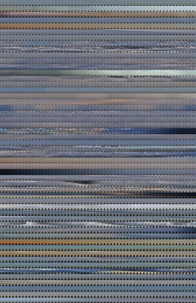 Jeffrey Blondes, 'Trees and Sky: 52 Weeks x 60 Minutes, ed. 2/7', 2009