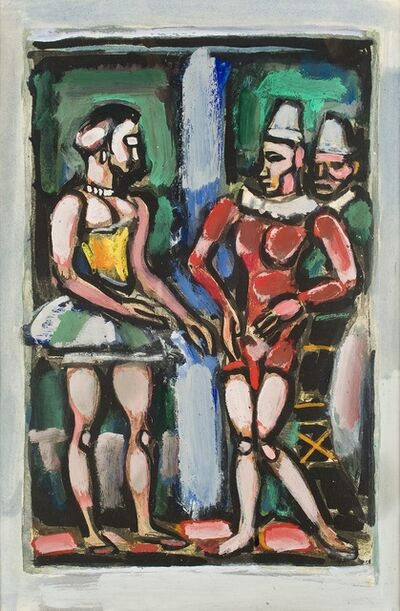 Georges Rouault, 'Parade', 1934