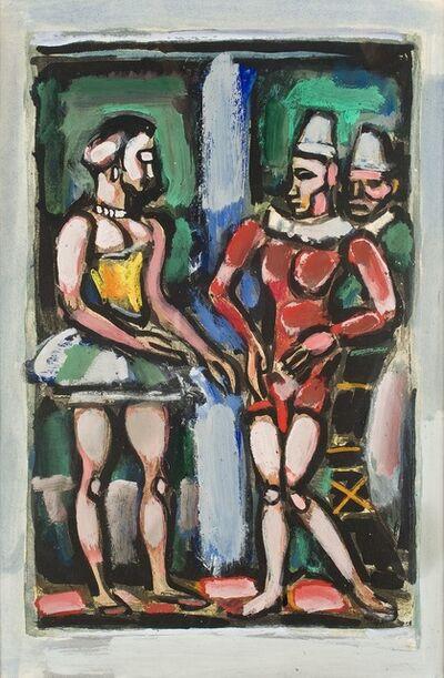 Georges Rouault, 'Parade', 1934
