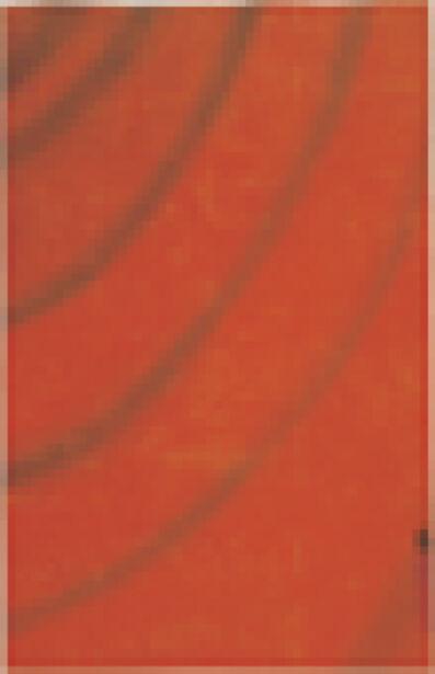 Zhu Wei 朱伟, '帷幕之四; Curtain, No. 4', 2008