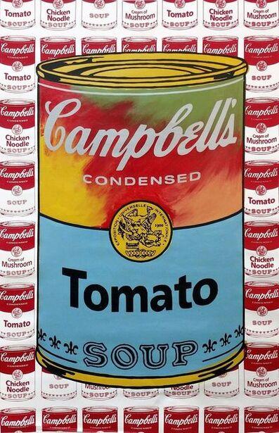 Steve Kaufman, 'CAMPBELLS TOMATO SOUP', 2001-2007